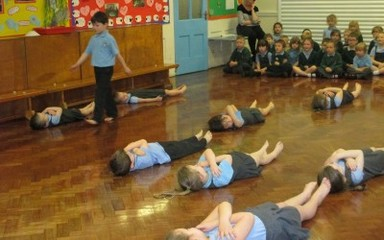 Dance Performance for School