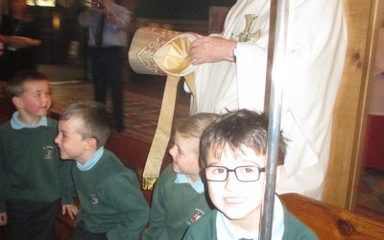 Good Shepherd Mass