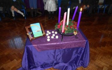 Beginning of Advent