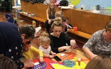 Toddler Group Christmas Activities