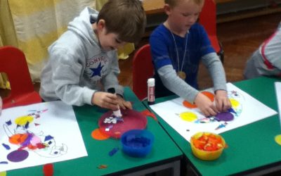 After school art and craft
