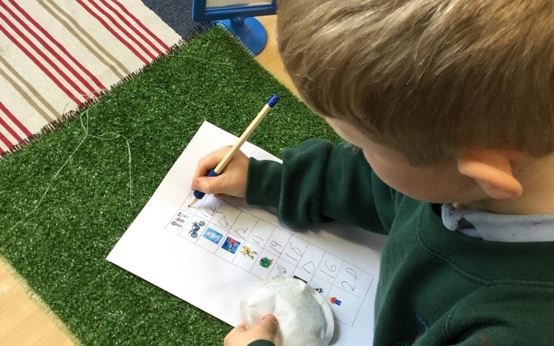 Maths Number Hunt